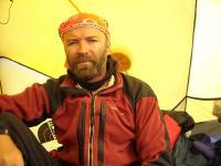 Marius in tabara 3 - Gasherbrum